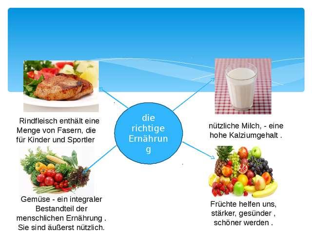 die richtige Ernährung NRindfleisch enthält eine Menge von Fasern, die für Ki...