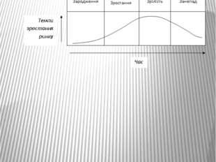 """Модель """"життєвого циклу"""" продукту"""