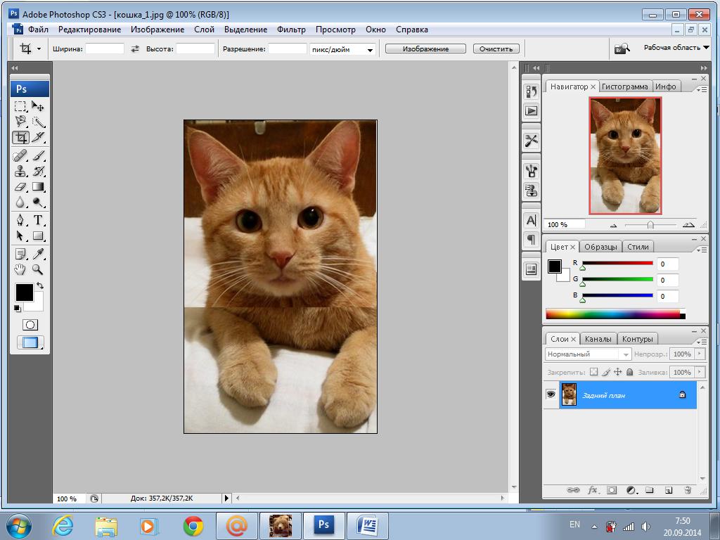 Споки, как редактировать картинки на компьютере