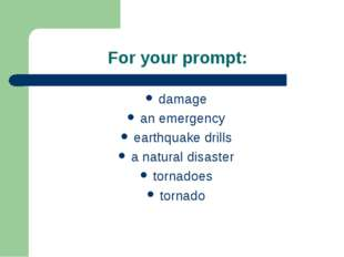 For your prompt: damage an emergency earthquake drills a natural disaster tor
