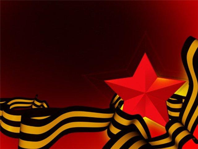 Анимационная картинка, открытка Салют на 9 мая!, на тему - День Победы 9 мая