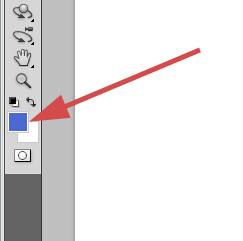 Инструмент заливки в фотошопе