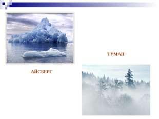 АЙСБЕРГ ТУМАН