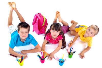 Как организовать досуг ребенка?