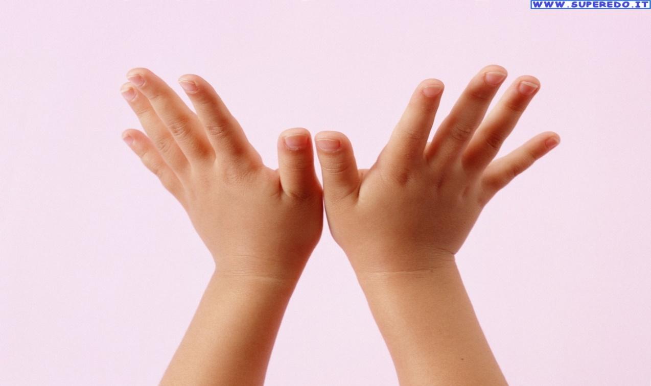 Скачать Пальчики детей картинки 1