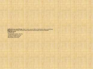 Сабақта қолданылатын әдістер: сұрақ - жауап, кітаппен жұмыс, көрнекілікпен жұ