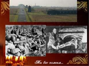 Нарушение естественных прав человека в годы Великой Отечественной войны 1941