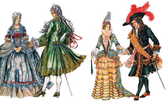 Барокко в одежде 2014 года - дворцовый шик для современных модниц Тенденции мировой моды