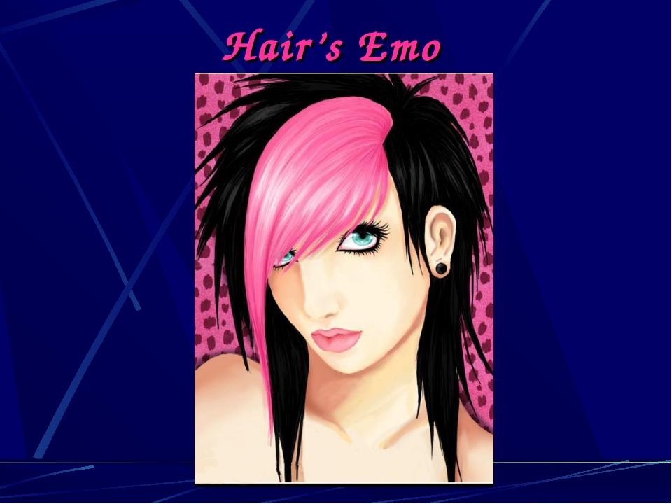 Hair's Emo