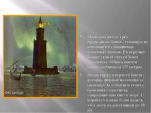Сегодня по обе стороны устья родосской бухты стоят на колоннах бронзовые оле