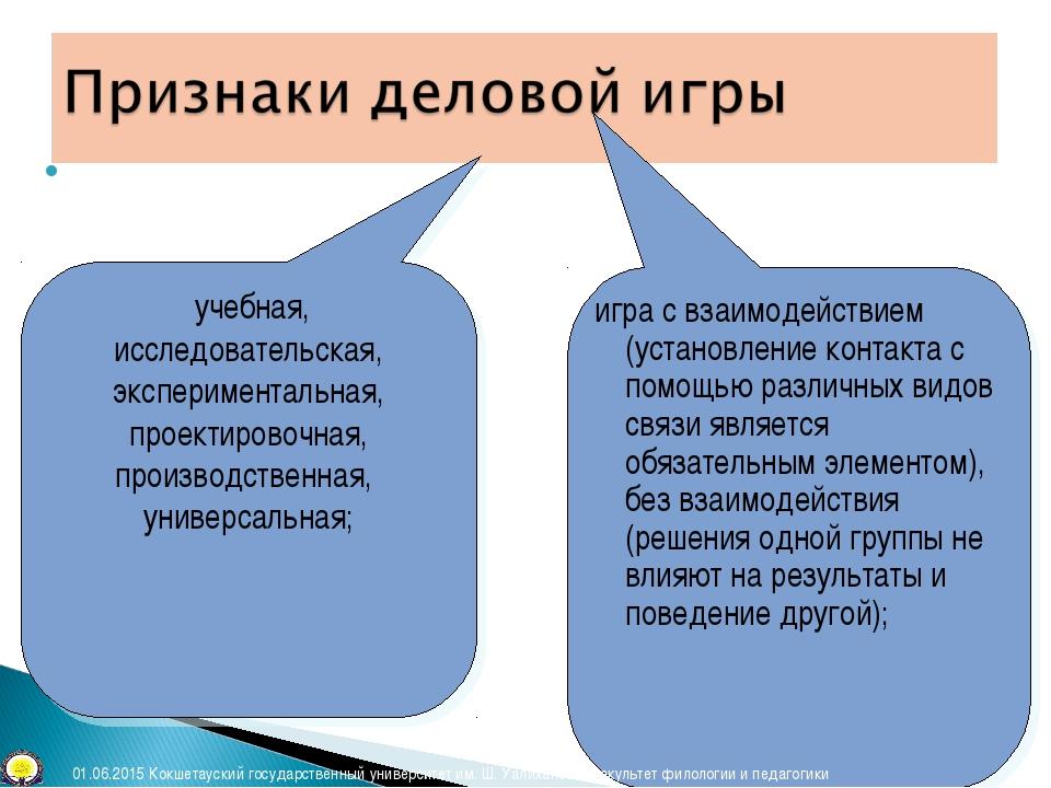 по целенаправленности- по игра с взаимодействием (установление контакта с пом...