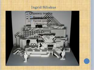 Ingrid Siliakus