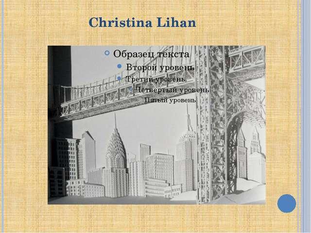 Christina Lihan