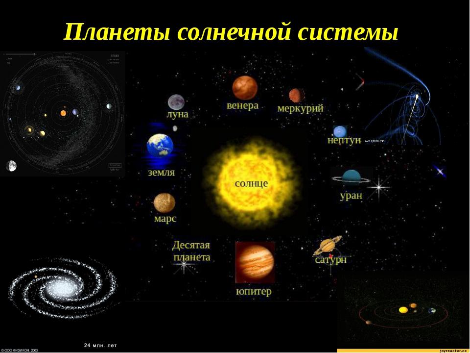Планета солнечной системы картинка
