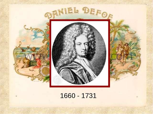 1660 - 1731