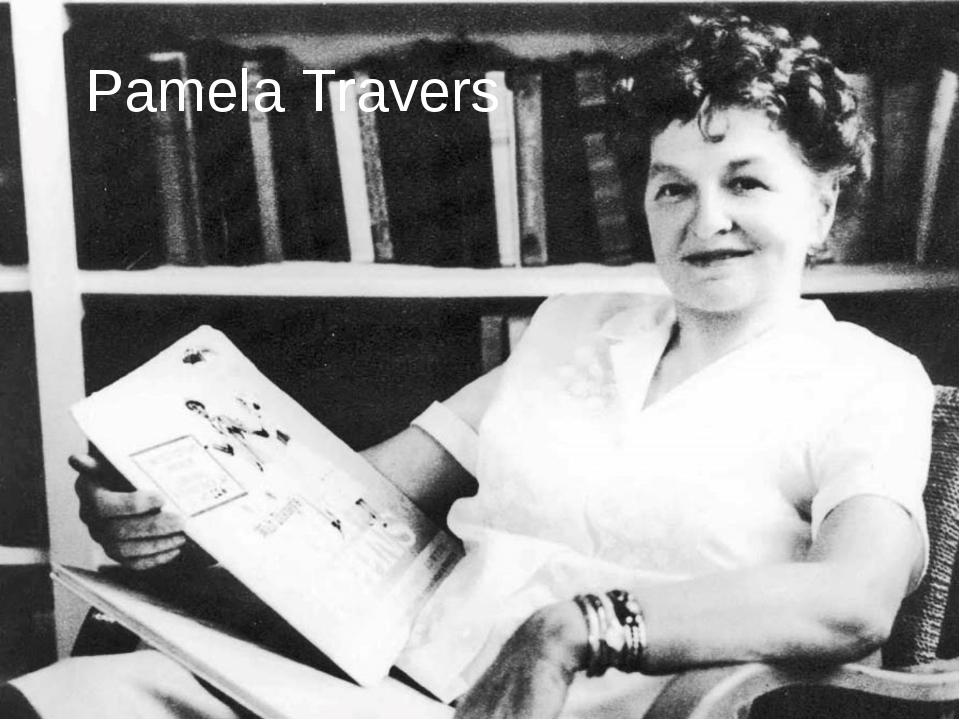 Pamela Travers