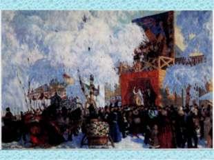 Осенью 1910 года Стравинского увлёк замысел новой оркестровой пьесы с преобла