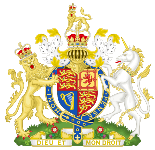 Файл:Royal Coat of Arms of the United Kingdom.svg