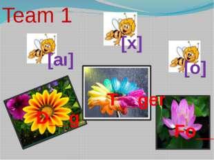 Team 1 D__g o [o] T__ger [aı] Fo__ [x]