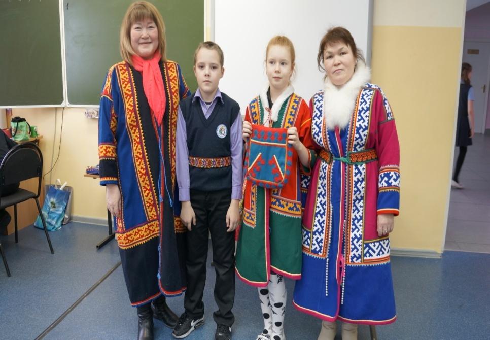 интересные традиции ненцев