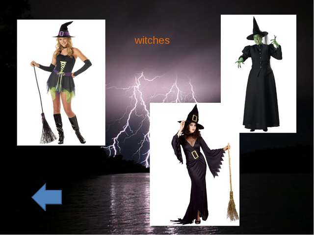 """Interesting facts about Halloween. The word """"witch"""" comes from the Old Englis..."""