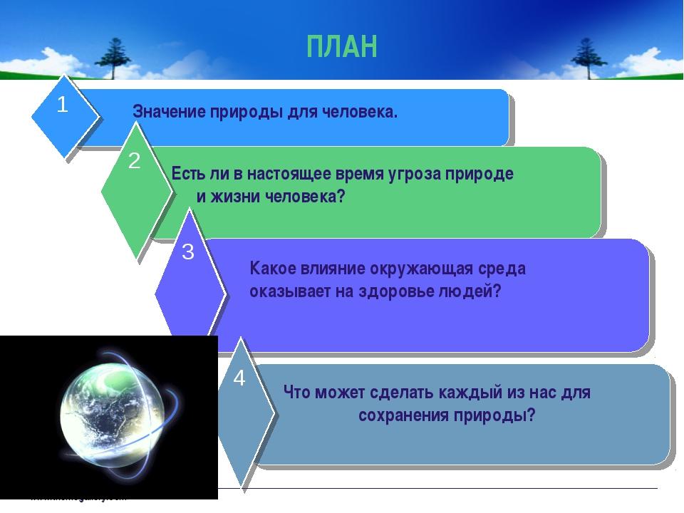 www.themegallery.com ПЛАН