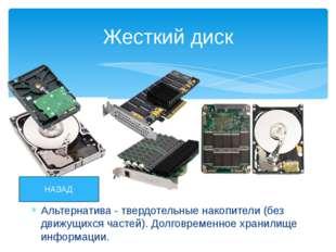 Составное устройство Материнская плата Процессор Оперативная память Жесткий д