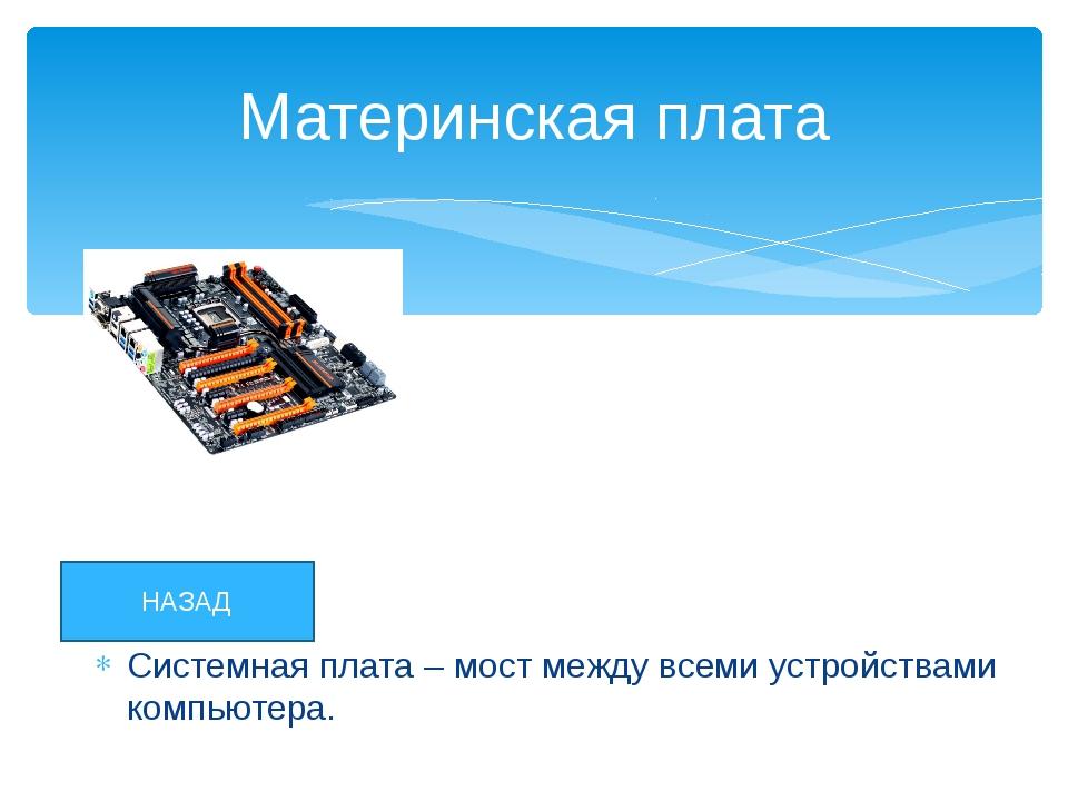 Провода - неотъемлемая часть компьютера используется для подключения (соедине...