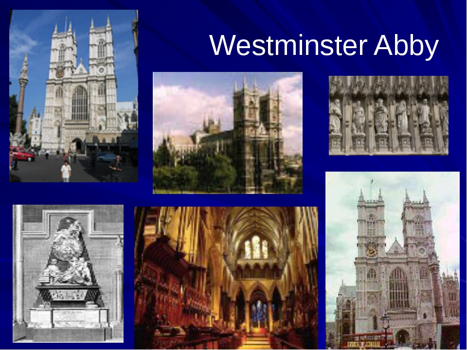 Westminster Abby