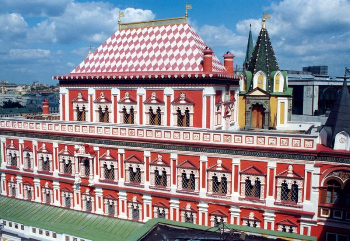 Теремной дворец Московского Кремля