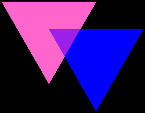 Символика ЛГБТ движения - Розовый Остров