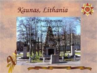 Kaunas, Lithania