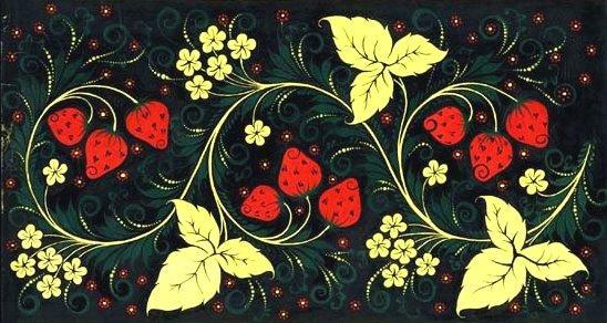 Роспись хохлома - Картинка 26955-37