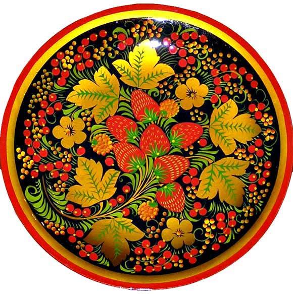 Декоративно-прикладное искусство. . Хохломская роспись. . 55 фото