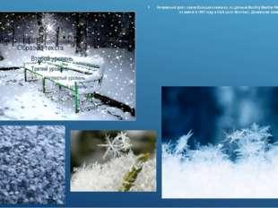 Интересный факт:самая большая снежинка, по данным Monthly Weather Review, уп