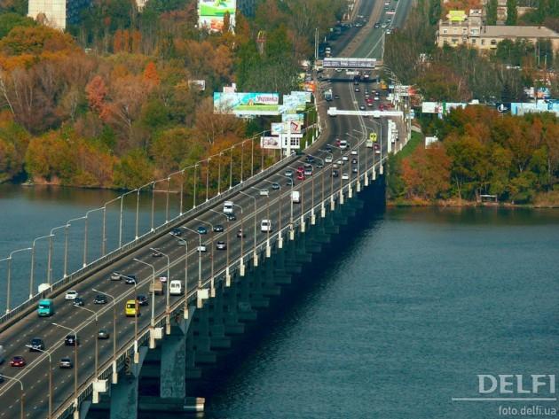 Топ-10 лучших мостов Украины