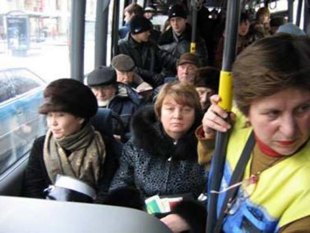 Новость: Пассажиров общественного транспорта Астаны опросят на знание Конституции