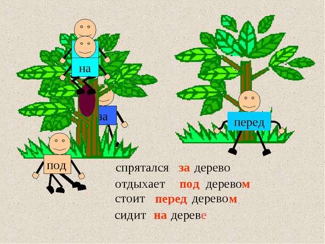 сидит … дерево стоит … дерево спрятался … дерево за перед м м дереве на отдых...