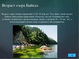 Сейсмоактивность. Район Байкала относится к территориям с весьма высокой сейс