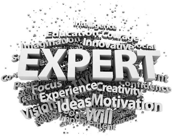 i want to be expert in