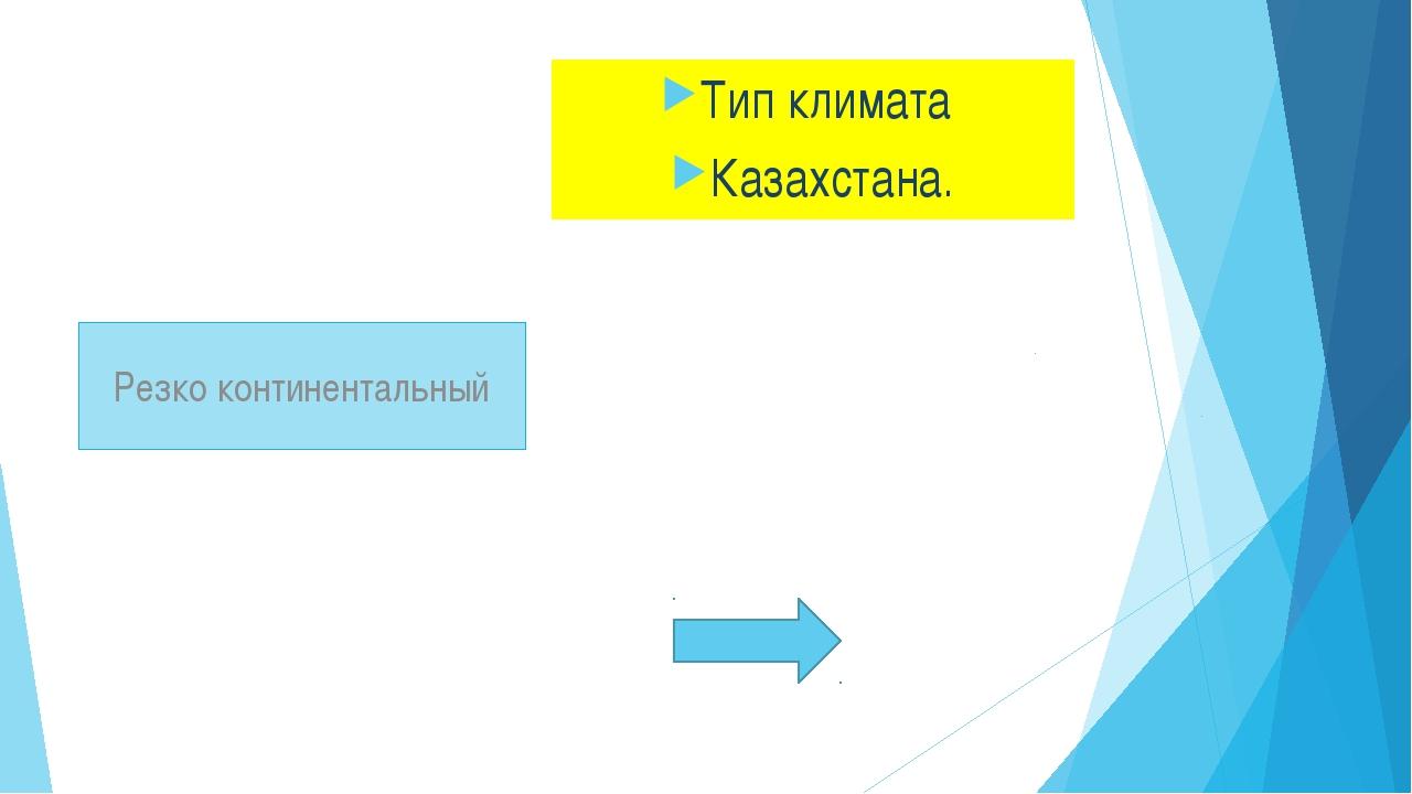 Самое холодное место на территории Казахстана? Атбасар(-57)