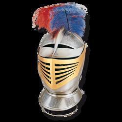 Шлем рыцаря AG/2201