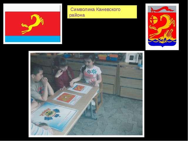 Символика Каневского района