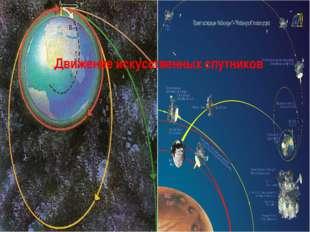 Движение искусственных спутников
