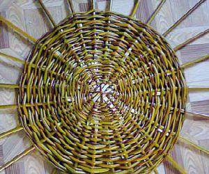 Плетеная мебель из лозы10