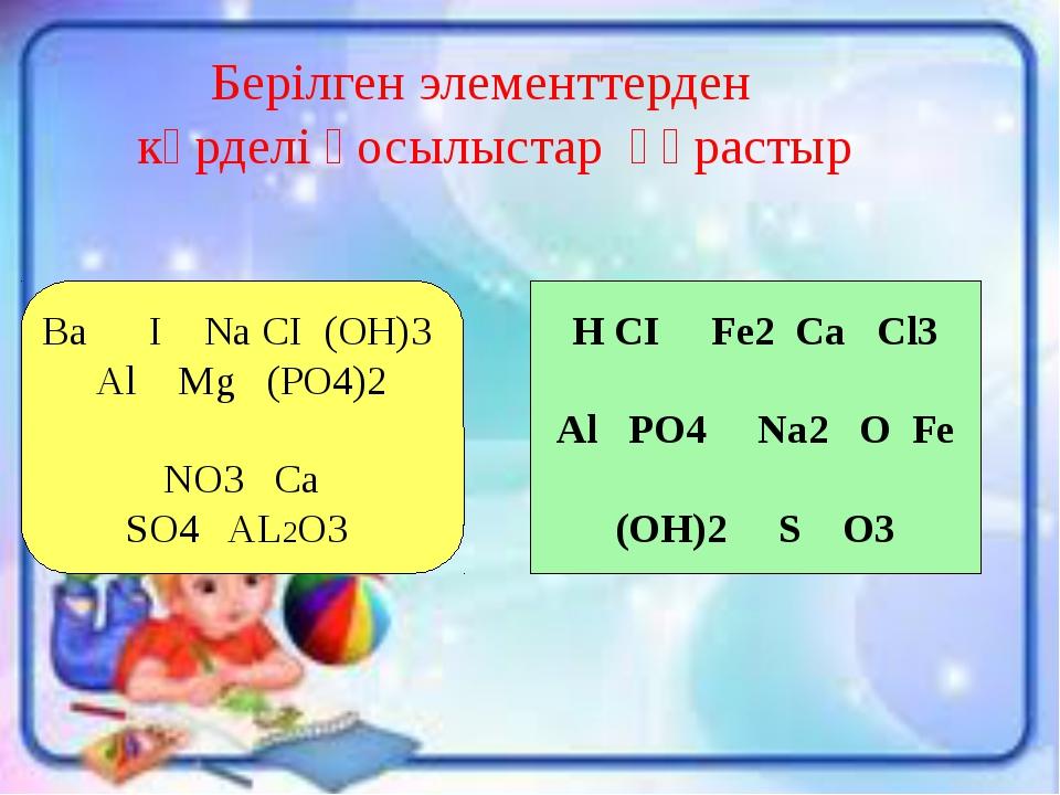 1. 20 (сол жақ) Д. И. Менделеевтің периодтық кестесінде неше период, неше топ...