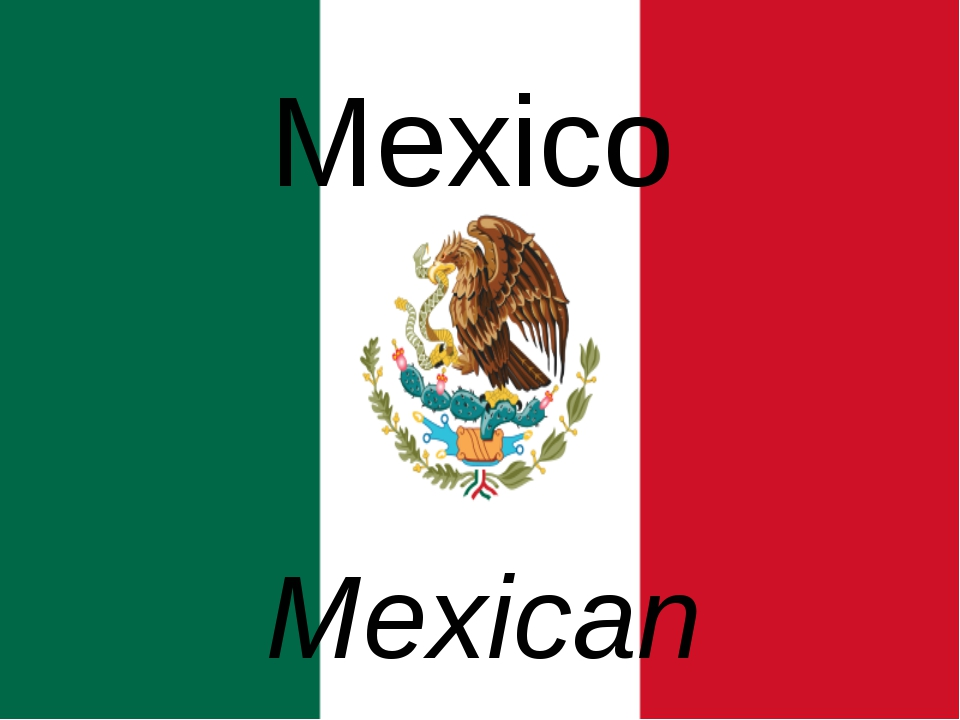 Mexico Mexican
