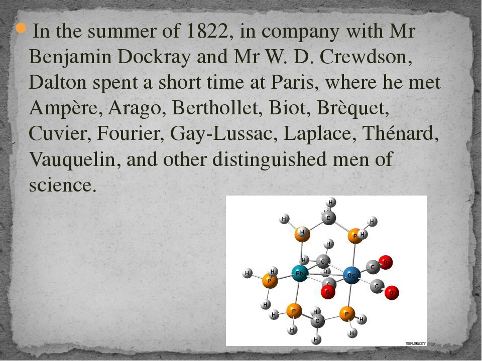 In the summer of 1822, in company with Mr Benjamin Dockray and Mr W. D. Crewd...