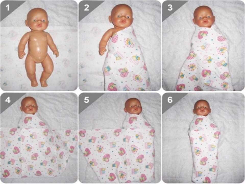 Что одевают на ручки новорожденному