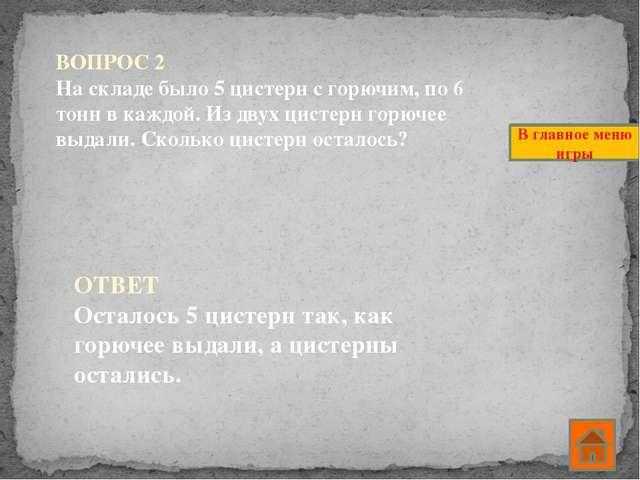 ВОПРОС 3 Марьюшка, Марусенька, Машенька и Манечка Захотели сладкого сахарного...